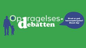 Dialogmøde om opdragelse