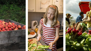 Lokale fødevarestrategier