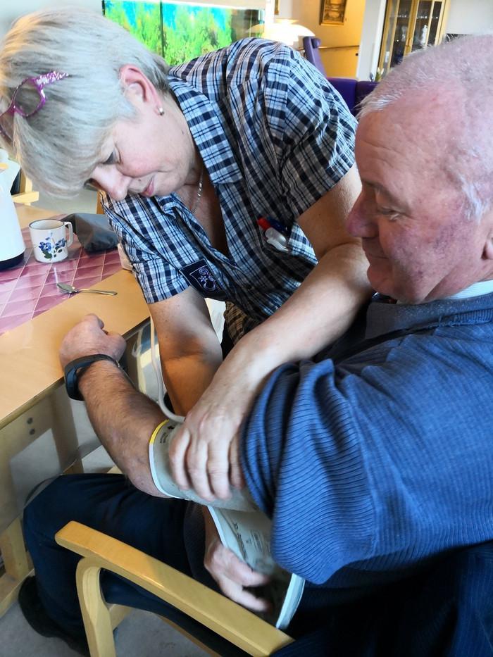 Fokus på kost til den ældre borger med demens