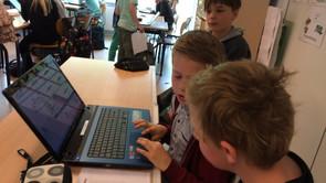 Programmering på Allerslev Skole