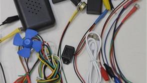 BBC micro:bit komponenter