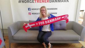 Fik nordmændene til at holde med Danmark ved VM