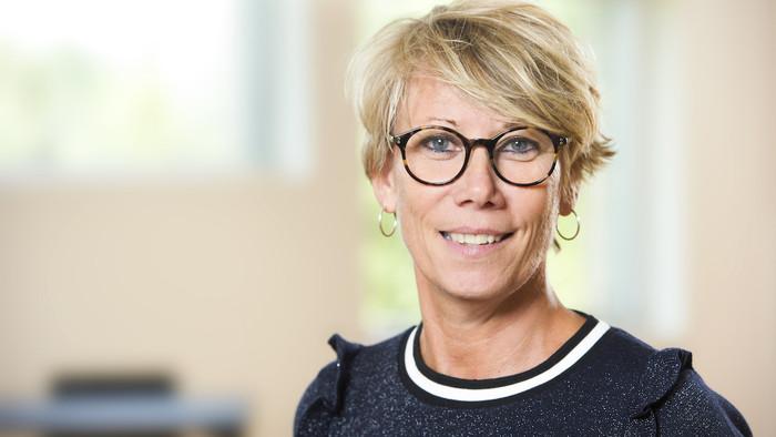 Centerchef for Ernæring og Rehabilitering Berit Hvalsøe