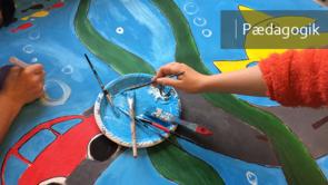 Bevægelse, kreativitet og æstetik i pædagogisk arbejde