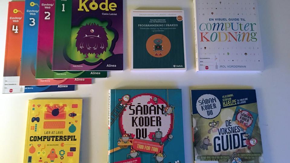 dansk bøger