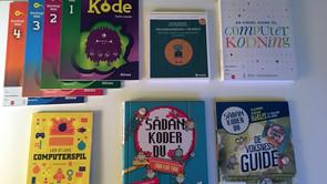 Bøger på dansk om programmering i grundskolen