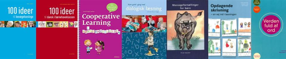 Bøger til børnehaveklasseledere