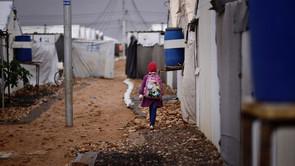 Børnenes u-landskalender 2018: Syriens børn skal smile igen