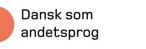 Dit fag dansk som andetsprog