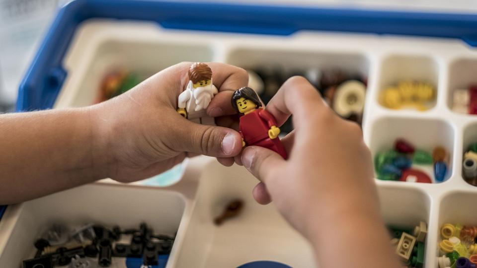 Gratis LEGO-workshop
