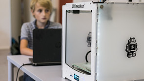 Simpelt 3D-print - gratis workshop