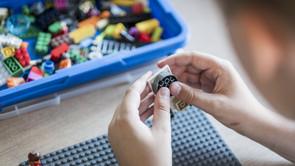 Sprog med Lego