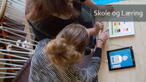 Digitale læringsmiljøer og didaktisk design