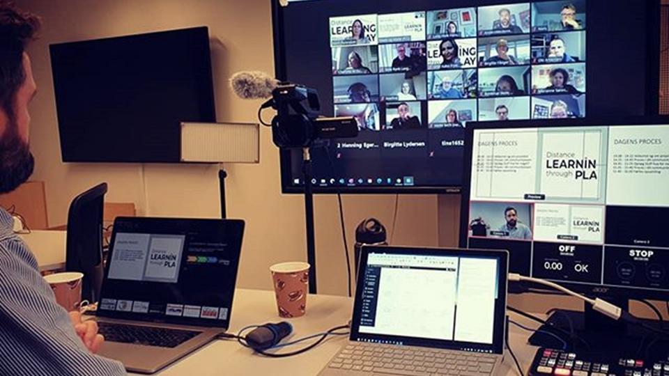Gratis online kurser om engagerende digital undervisning