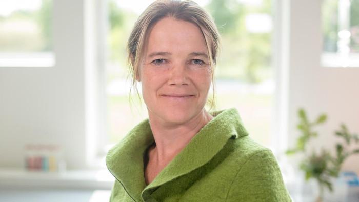Docent  Eva Pallesen