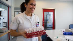 Ny uddannelse skal afhjælpe mangel på bioanalytikere i Region Sjælland