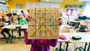 Små børns møde med kunst og kulturarv i dagtilbud med fokus på fortælling og billedkunst