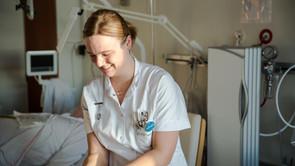 Uddan dig til sygeplejerske i Holbæk