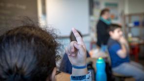 Ny rapport: Børn med flygtningebaggrund har brug for hjælp i skolen