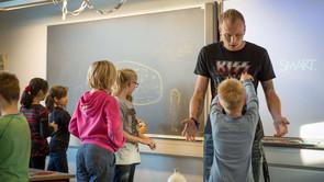 Fremgang på skolebaseret læreruddannelse
