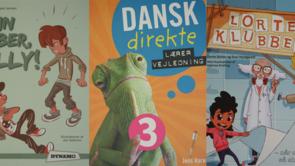 Nye læremidler til dansk (uge 3)