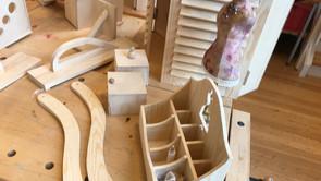 Kurser i håndværk og design