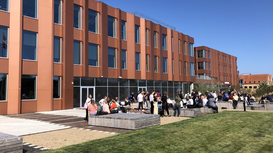 250 gæster kom til indvielse af Campus Slagelse