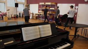 Musikstuderende om deres valg af studie