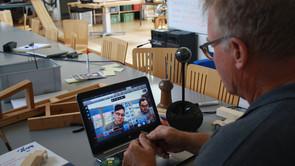 Online uddannelse - en uddannelsesform i rivende udvikling