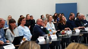 Studerende var med til international cancerkonference
