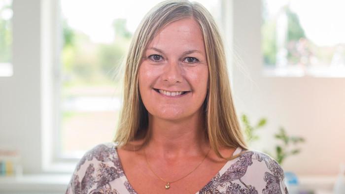 Docent Line Elisabeth Lindahl-Jacobsen