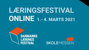 Sådan kan du deltage på Læringsfestival online 2021