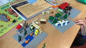 Arbejd kommunikativt med fremmedsprog – brug LEGO