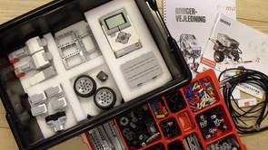 Lego Mindstorms EV3 - klassesæt med 8 æsker