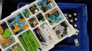 Lego WeDo 2.0 - klassesæt med 10 æsker