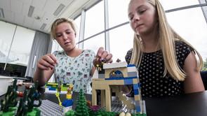 LEGO eventyrturnering på CFU Absalon