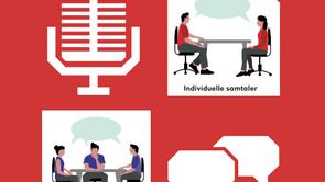 Klog på praksis - En podcast om professionelle vejledningssamtaler