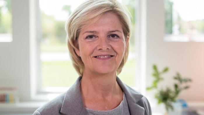 Centerchef for Sygepleje  Mona van Gaever Larsen