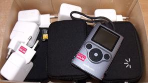 Mini videokamera