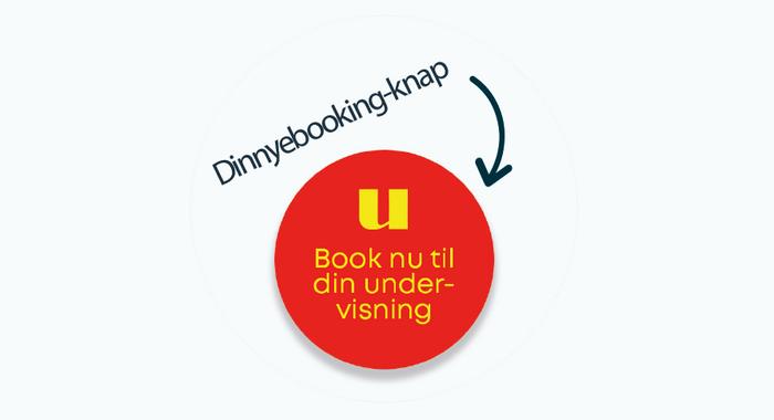 Nyt bookingsystem i mitCFU