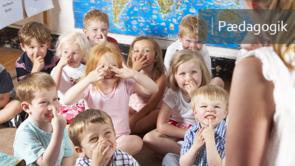 Pædagogisk arbejde med familier, børn og udsathed