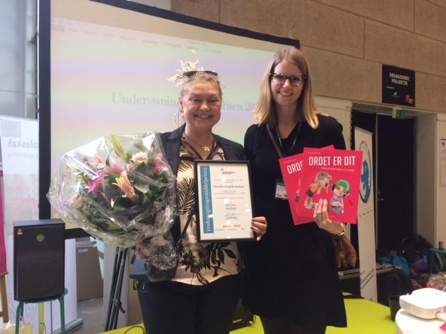 Roskilde-lektor vandt undervisningsmiddelprisen