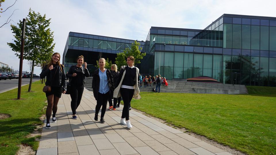 Campus i Roskilde skal udbygges