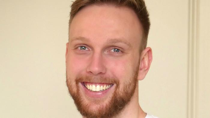 Fællesformand Studenterrådet Absalon  Rasmus Hvitfeldt Raben
