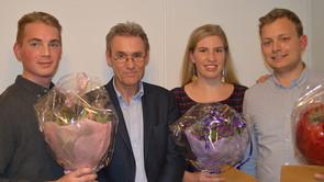 Historiepriser fra Gyldendal til læreruddannelsen