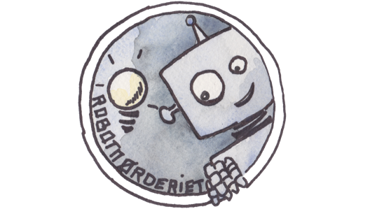 Kender du Robotnørderiet?