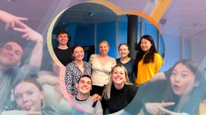 SYMB Students klar med events før sommer