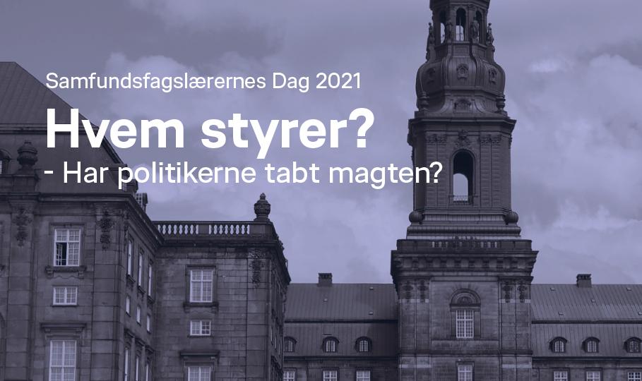 Samfundsfagslærernes dag 2021
