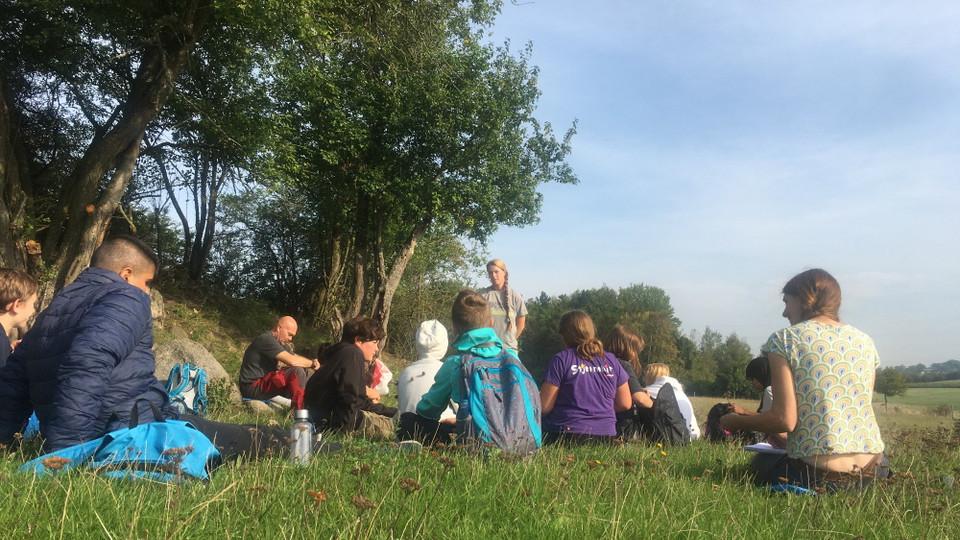 Bliv Skjoldunge - Åben Skole
