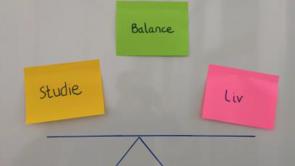 Workshop: Et studieliv i balance